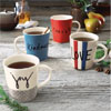 ED Ellen DeGeneres Crafted by Royal Doulton releases four mugs, just in time for Christmas!
