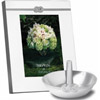 Modern Elegance - Vera Wang Wedgwood Infinity Silver Gifts Collection